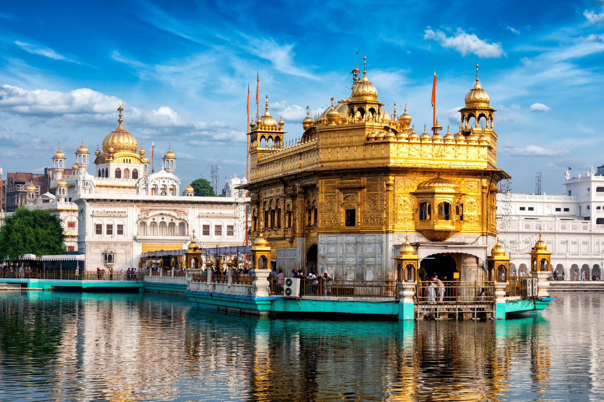 Sikh gurdwara Golden Temple Amritsar India