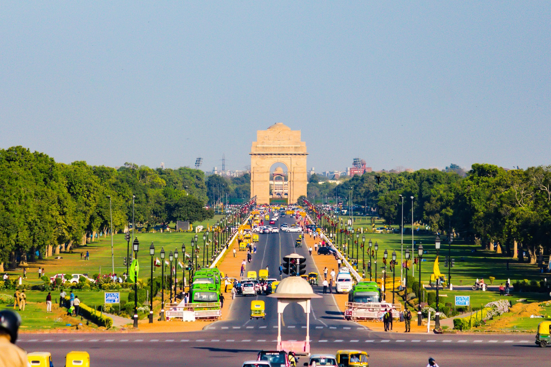 India Gate Rajpath