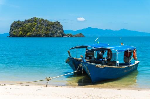 Langkawi archipelago Malaysia