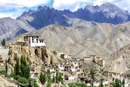 Lamayuru Monastery in Ladakh