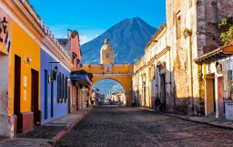 Antigua (old town in Guatemala)
