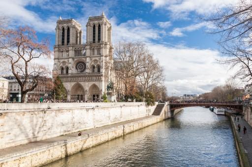 France holidays: Notre Dame