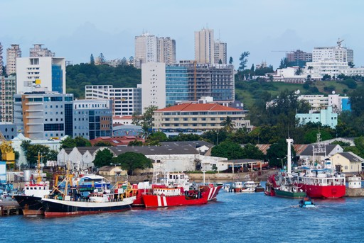 Maputo is Mozambique's capital city