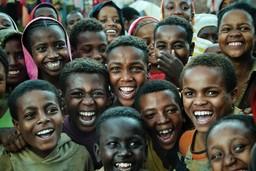 Ethiopian children