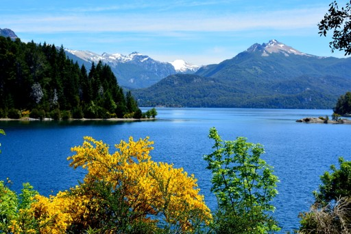 Lake near Bariloche, Argentina