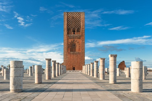 The Moroccan capital of Rabat