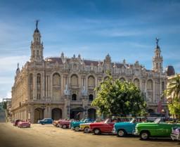 The Gran Teatro, Havana, Cuba