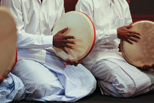 Maldives drum music