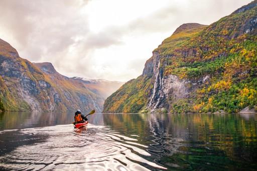 Geiranger Fjord norway