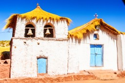 Adobe Church, Machuca