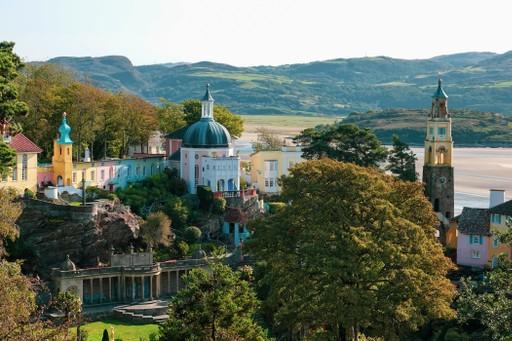 Wales holiday: Portmeirion