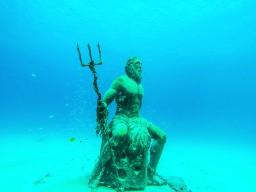 Poseidon Statue, San Andreas Island