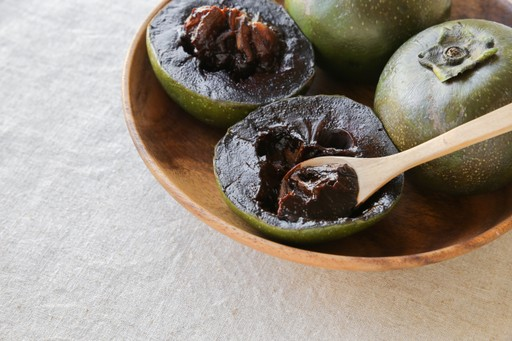 Black sapote is sometimes called chocolate pudding fruit