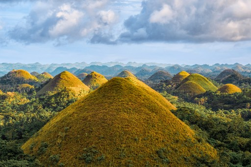 Philippines - Chocolate Hills