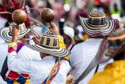 Barranquilla's carnival, Colombia