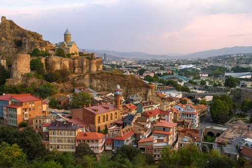 georgia-tbilisi-city