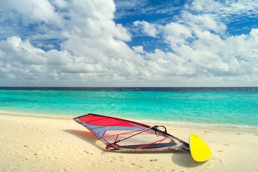 kite surf maldives