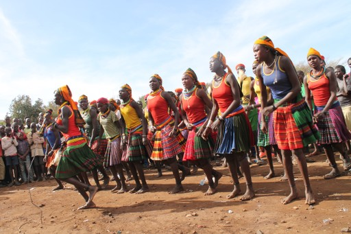 Karamojong people of Uganda