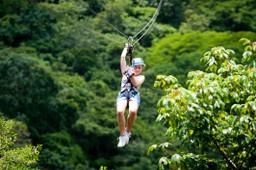 Zipline, Monteverde Cloud Forest