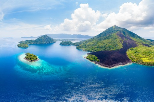 Maluku Islands, Idnonesia