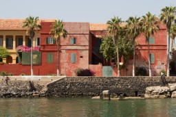 Colonial buildings of Senegal