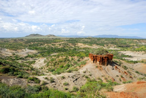 Olduvai Gorge - the Cradle of Mankind in Tanzania