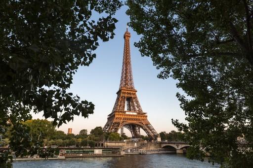France holidays: Eiffel tower
