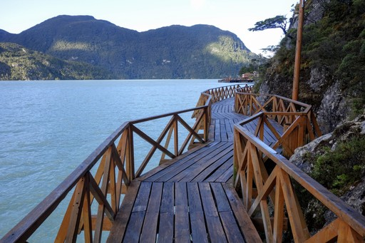 Chile's Lake District in Northern Patagonia