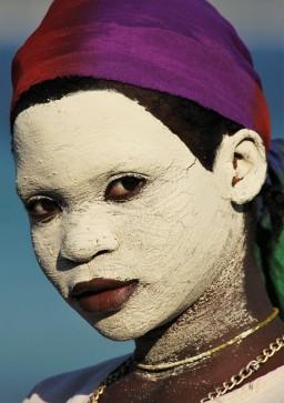 Makua lady