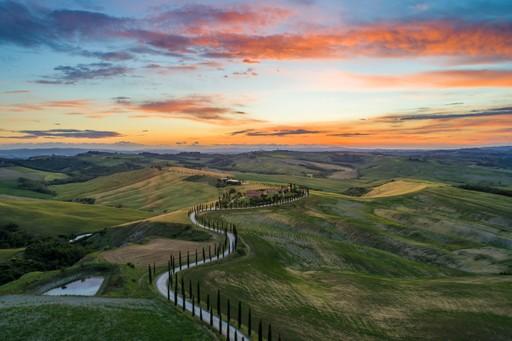 Italy holidays: Tuscany hills