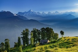 The Indian Himalayas
