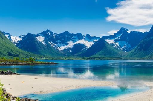 Norway in summer