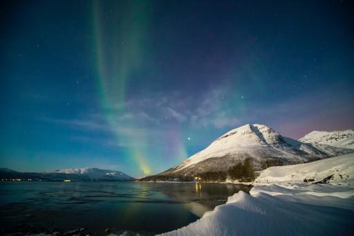 Tromso northern lights Norway