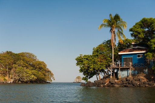 Island in Nicaragua