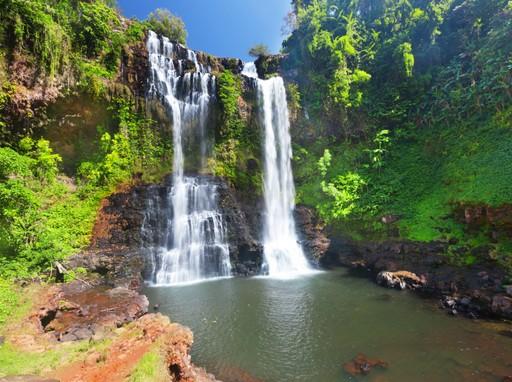 Bolaven Plateau falls Laos