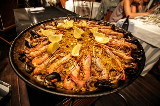 Spain holidays: Paella