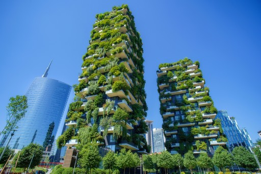 Italy holidays: Bosco Verticale in Milan
