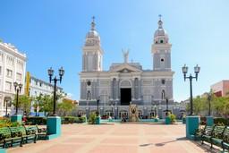 Santiago de Cuba Cathedral square