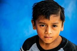 little boy in Nicaragua