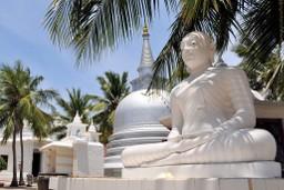 Temple buildings Jaffna, Sri Lanka