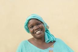 Lady in Senegal