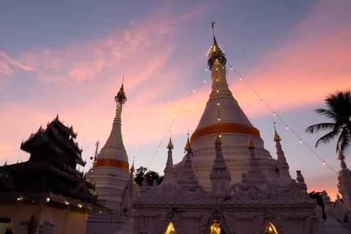 Wat Phra That Doi Kong Mu temple