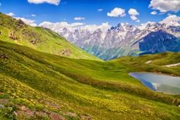 The Svaneti Highlands, Georgia