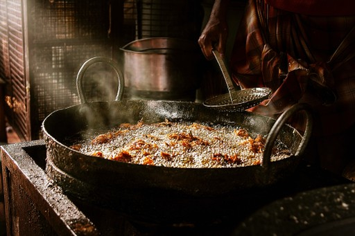 India cooking
