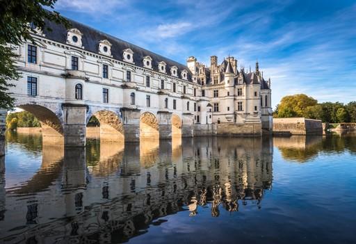 France holidays: Loire Valley Chateau de Chenonceau