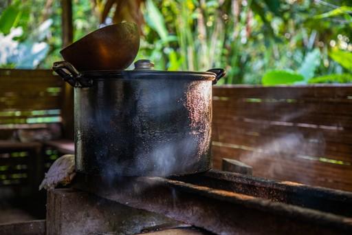 Indigenous kitchen Costa Rica