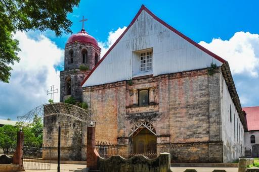 Philippines Lazi Church