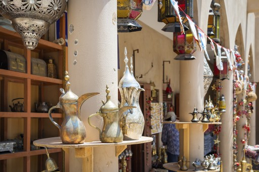 Market stall Nizwa Oman