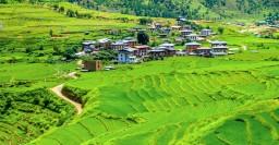 Bumthang valleys