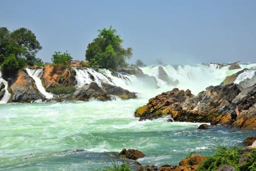 Khone Phapheng Falls Laos